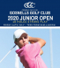 GOSNELLS JUNIOR OPEN – DRAW AVAILABLE
