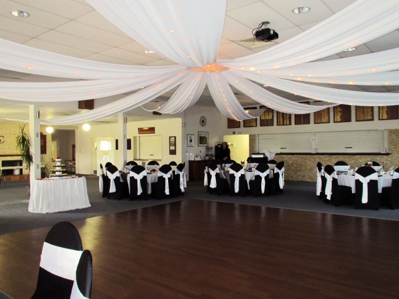 Weddings and Private Functions
